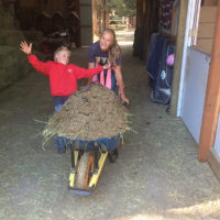 Cleaning Time - Teton Outdoor Adventures